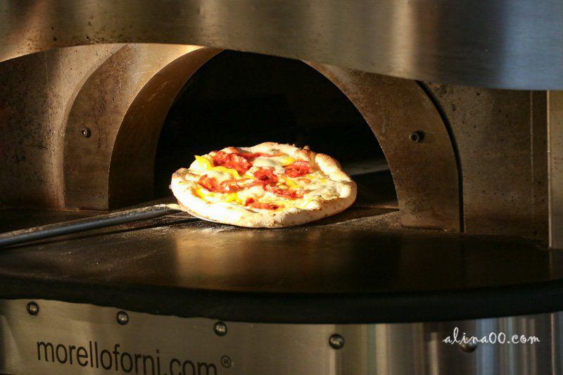 客意直火披薩