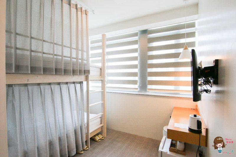 Hostel HARU 雙人房