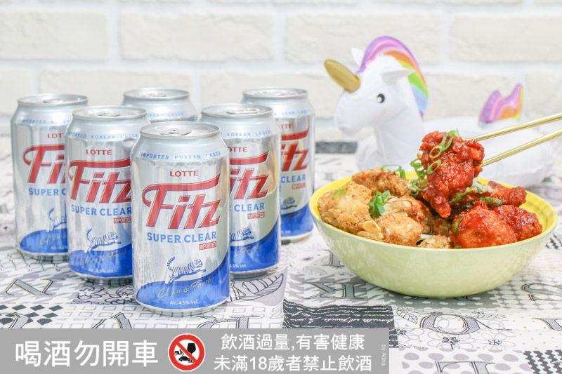 樂天Fitz啤酒