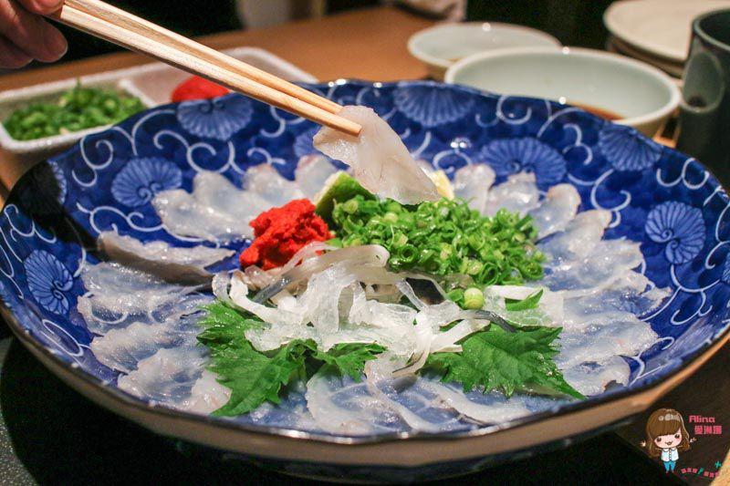 【東京美食】虎河豚亭 上野店-日本河豚料理,套餐超值優惠 @Alina 愛琳娜 嗑美食瘋旅遊