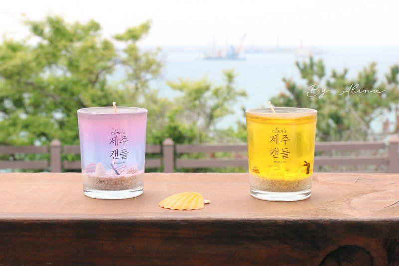 濟州海洋蠟燭