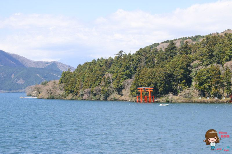 箱根海賊船 箱根神社