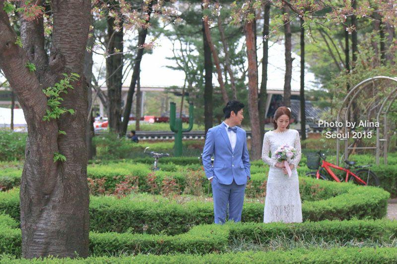 韓國婚紗取景地