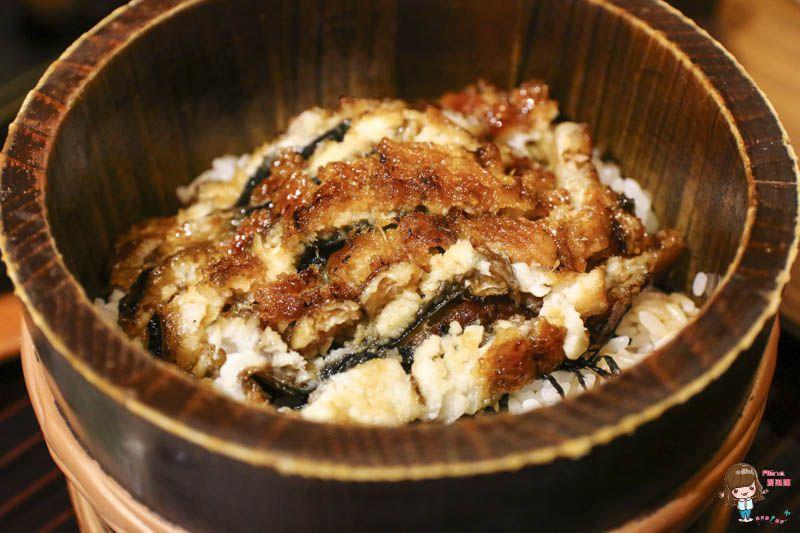 小倉屋鰻魚定食