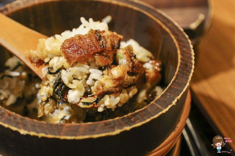 台北鰻魚飯定食