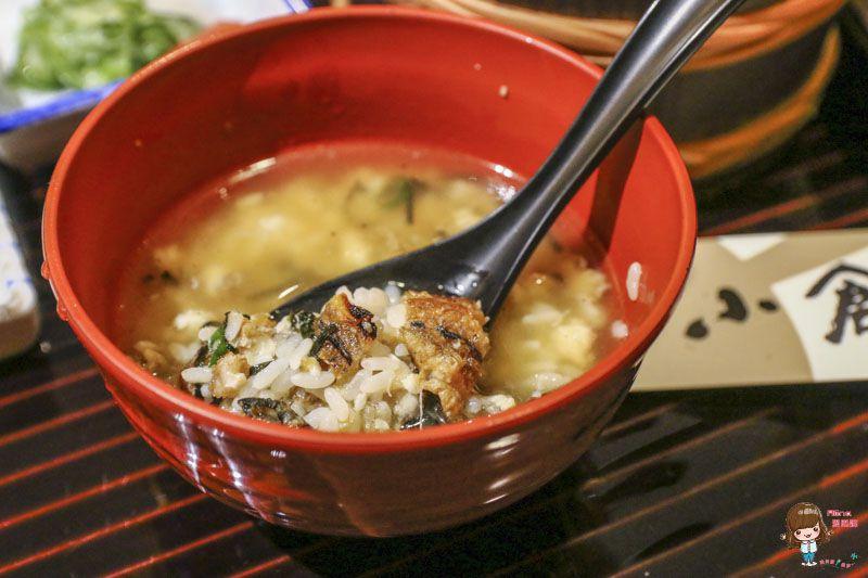 小倉屋鰻魚茶泡飯