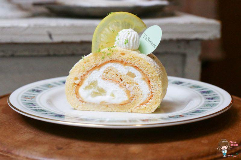 【食記】台北東區 Tasweet 手作燒菓子 我最愛的水果蛋糕捲 每日新鮮限量供應 @Alina 愛琳娜 嗑美食瘋旅遊