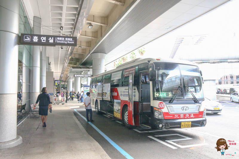 濟州島機場巴士600號