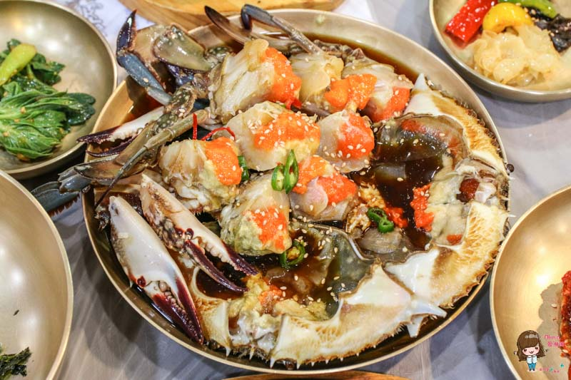 釜山李河榮醬蟹