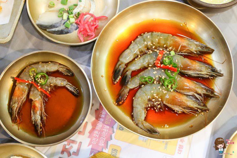 李河榮醬蟹 醬油蝦
