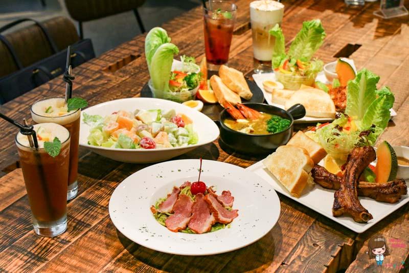 【食記】台北松山 就是蝴蝶 法式歐陸料理餐廳-法式甜點的華麗可口 @Alina 愛琳娜 嗑美食瘋旅遊