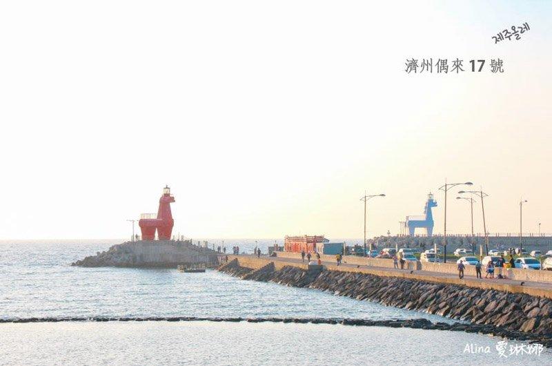 梨湖小馬燈塔